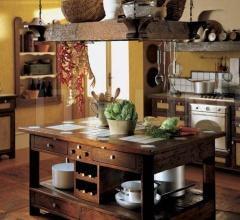 Кухня Rusticalia фабрика Mobili di Castello