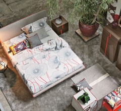 Satin bedding set