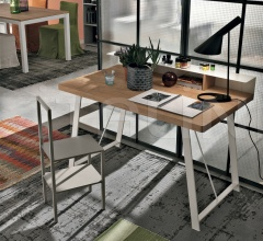 Writing desk with Raster