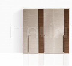 Wardrobes with handles