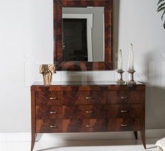 Dresser and mirror (Gala)