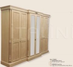 6 door wardrobe (Trianon)