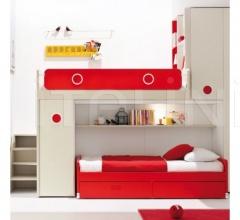 Castelponte Loft Bed