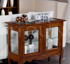 Carpi 2 Glass Cabinet