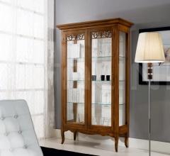 Cefalu 2 Glass Cabinet
