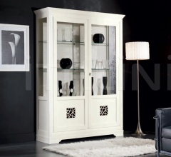 Sabina Glass Cabinet