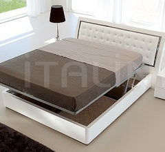 Elite bed with storage container