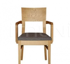 Giorgia P2 - Wood chair