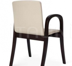 MV2 A scocca tappezzata - Wood chair