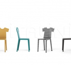 T-CHAIR - Seating - Cod. 0043