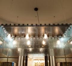 Итальянские подвесные светильники - Подвесной светильник BELT фабрика Bruno Zampa