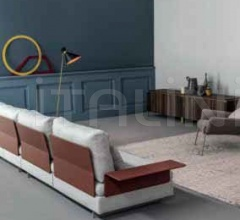 Модульный диван Gossip фабрика Bonaldo