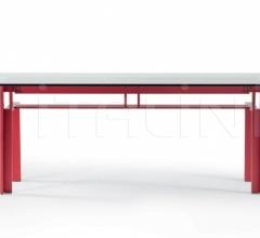 Итальянские столы обеденные - Стол обеденный DOGE фабрика Cassina
