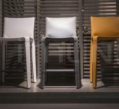 Итальянские рестораны/бары - Барный стул 410 CAB фабрика Cassina