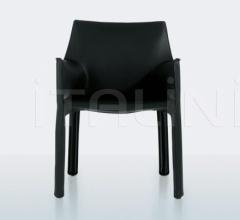 Итальянские стулья, табуреты - Стул с подлокотниками 413 CAB фабрика Cassina