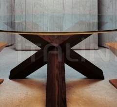 Итальянские столы обеденные - Стол обеденный 452 LA ROTONDA фабрика Cassina