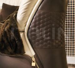 Трехместный диван Z573E фабрика Turri