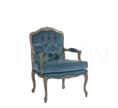 Кресло FR2442 TS418 фабрика Cavio Casa
