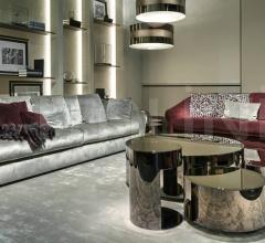 Кофейный столик Constellation фабрика Fendi Casa