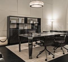 Итальянские столы для конференц зала - Стол Serengeti фабрика Fendi Casa