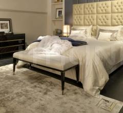 Кровать Diamante King фабрика Fendi Casa