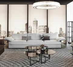 Модульный диван Hampton 2 фабрика Fendi Casa
