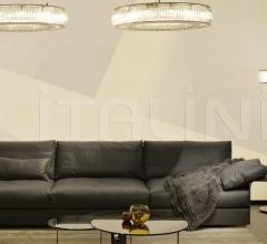 Модульный диван Hampton фабрика Fendi Casa