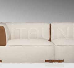 Модульный диван Soho фабрика Fendi Casa