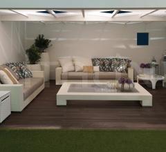 Модульный диван Apta фабрика Fendi Casa
