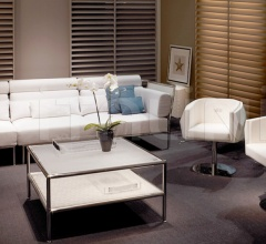 Кресло Crystal фабрика Fendi Casa