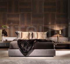 Итальянские декоративные панели - Декоративная панель BOISERIE IN NOCE DARK 000100 фабрика Signorini & Coco