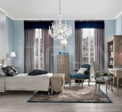 Итальянские кровати - Кровать NFR2248_1S фабрика Cavio