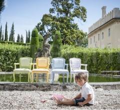 Итальянские детская - Стул с подлокотниками FR2284 TS445 фабрика Cavio