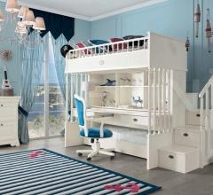 Итальянские кровати - Кровать FS2229 фабрика Cavio