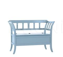 Скамья-сундук 341-G azzurro фабрика Cavio Casa