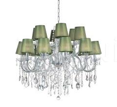 Итальянские люстры - Люстра LFR201CmRG578 фабрика Cavio