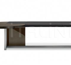 Итальянские письменные столы - Письменный стол Jobs фабрика Poltrona Frau