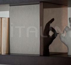Книжный стеллаж JOBS фабрика Poltrona Frau