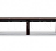 Итальянские столы для конференц зала - Стол C.E.O. Cube Meeting фабрика Poltrona Frau