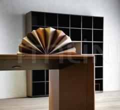 Книжный стеллаж C.E.O. Cube фабрика Poltrona Frau