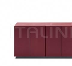 Буфет C.E.O. Cube Cabinet фабрика Poltrona Frau