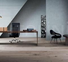 Письменный стол H_O DESK фабрика Poltrona Frau