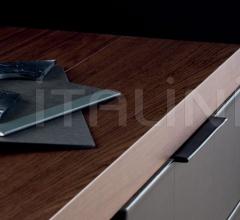 Итальянские письменные столы - Письменный стол H_O DESK фабрика Poltrona Frau