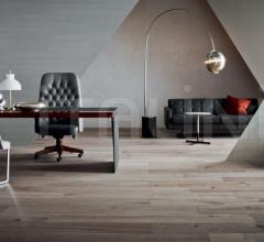 Письменный стол H_O DESK LAC фабрика Poltrona Frau