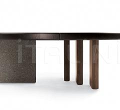 Итальянские столы для конференц зала - Стол H_O MEETING фабрика Poltrona Frau