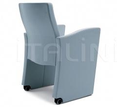 Итальянские кабинет - Кресло Onda фабрика Poltrona Frau