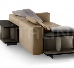 Модульный диван Bullit фабрика Poltrona Frau