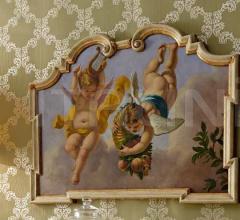 Картина Angeli con cornucopia 5000 фабрика Andrea Fanfani