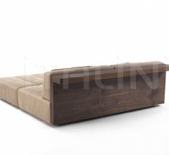 Модульный диван FUR NATURE фабрика Riva 1920