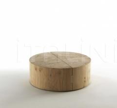 Кофейный столик ECO BLOCK ROUND фабрика Riva 1920